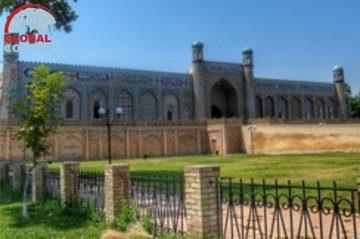 Norbutbiy Madrasah, Kokand