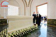 Mausoleum of Islam Karimov 2