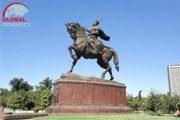 Amir Temur Monument 2