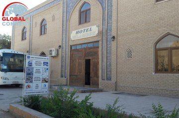 Islambek Khiva 1