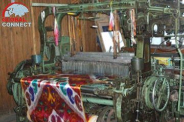 Fergana SIlk Factory