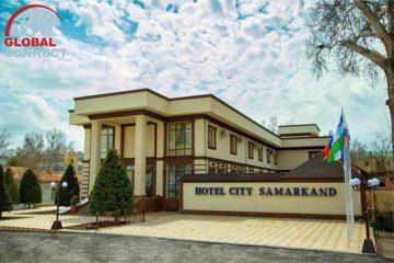 Отель City 0