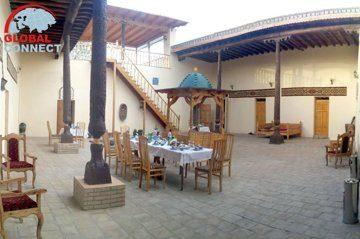 Qosha Darvoza Hotel 3