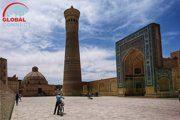Kalyan Minaret 2