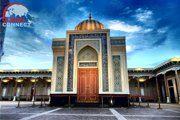 Mausoleum of Islam Karimov 1