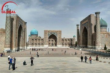 Registan Square 2