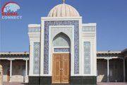 Mausoleum of Islam Karimov 3