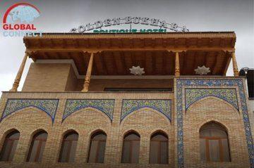 Golden Bukhara Boutique 1