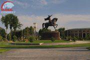 Amir Temur Monument 1